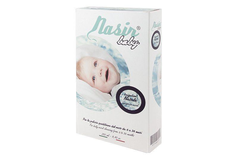 nasir baby lavaggio nasale per neonati e bambini